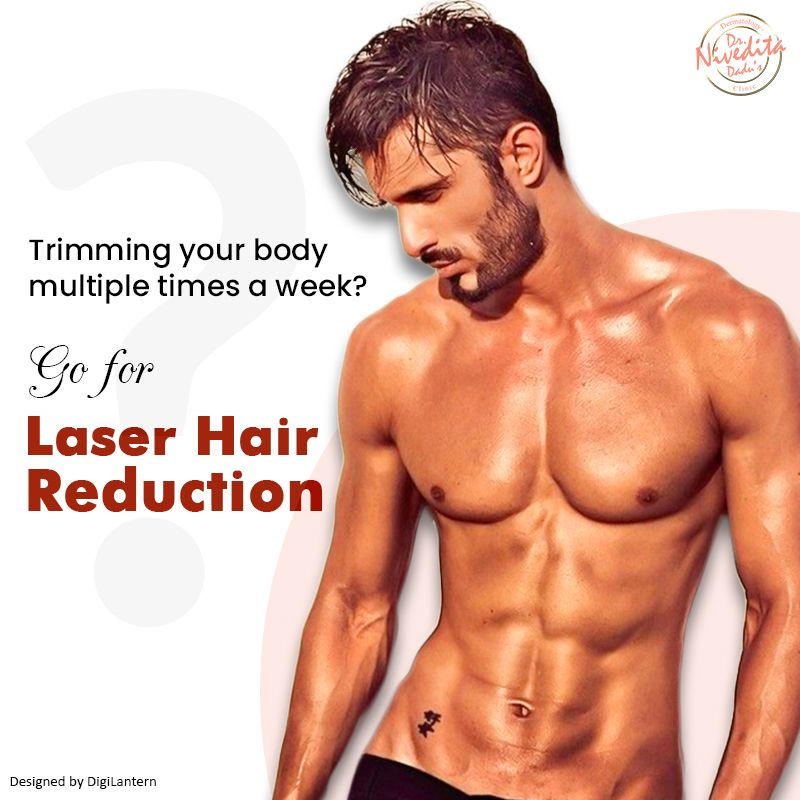 You May Ask Why Should I Go For Laser Hair Reduction I Can
