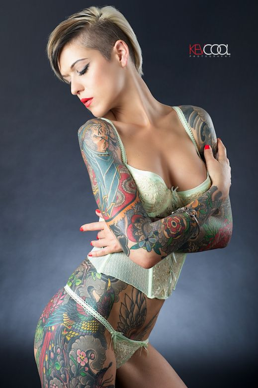 Sarah Maillet   Inked Magazine   ink   Girl tattoos, Tattoos for ...