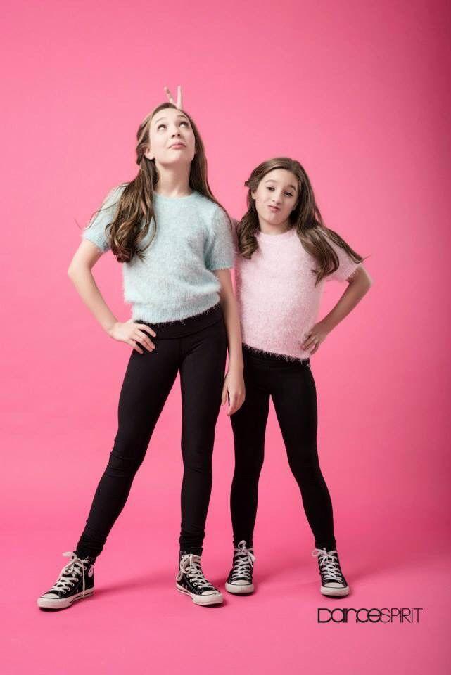 Maddie Ziegler for Dance Spirt Magazine | ALDC-Dance Moms ...
