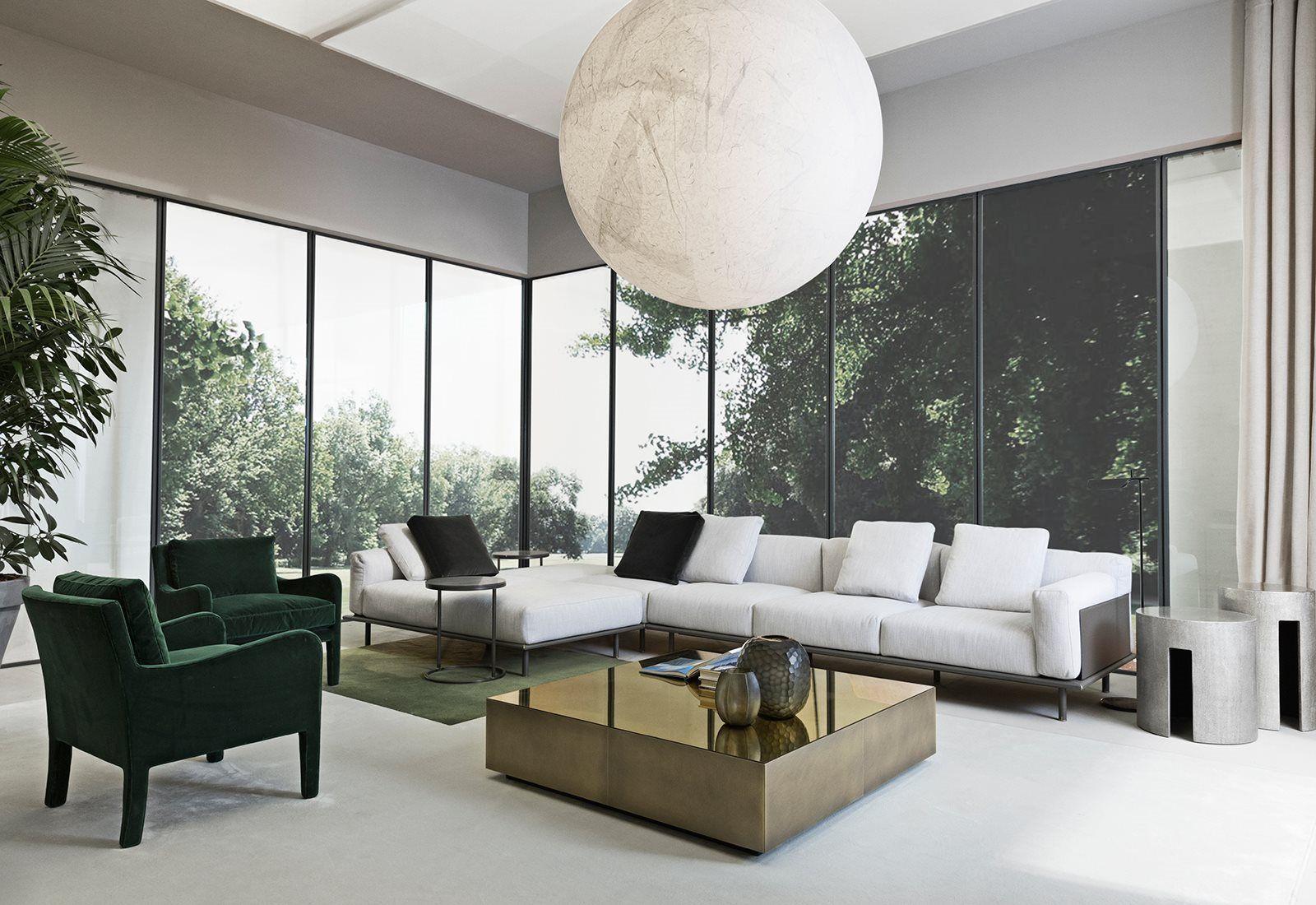 Meridiani Mobili ~ Meridiani living interiors lounge living room