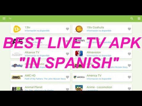 BEST AD FREE APK IPTV PLAYER LATINO UPDATE SEPTEMBER 29TH 2017