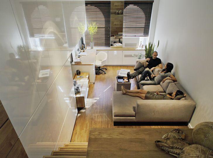 Tiny Nyc Apartment Small Apartment Design Small Apartment Living Room Small Apartment Interior