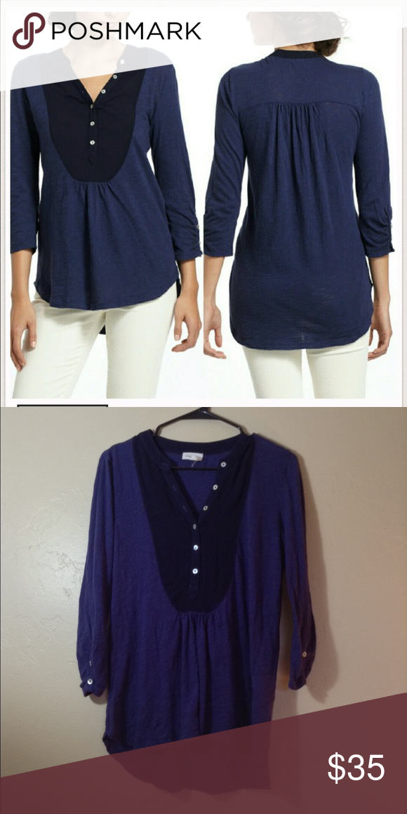 ❤️Anthropologie Meadow Rue Tunic❤️ Excellent condition! No rips, stains or tears. Size medium. Anthropologie Tops Tees - Long Sleeve