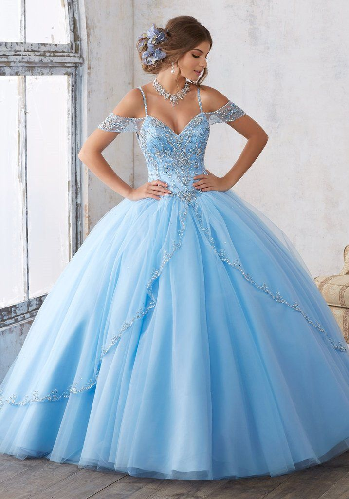 Mori Lee Quinceanera Dress 89135 | Mori lee, Quince dresses and Sweet 15