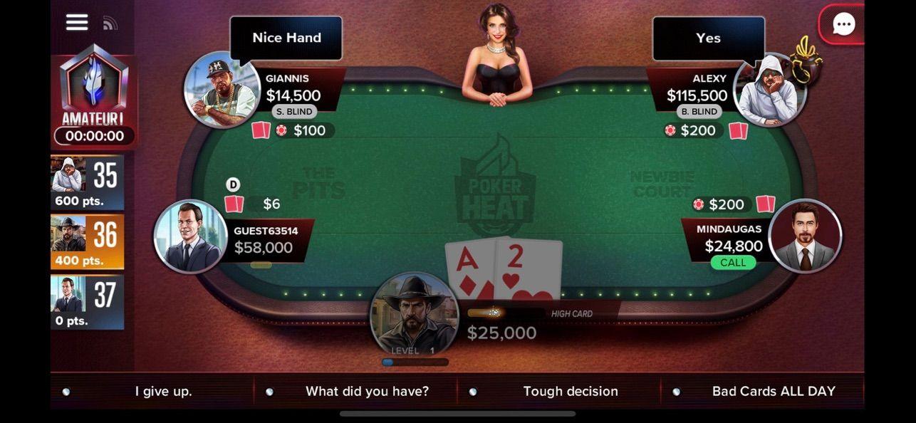 Poker Heat Texas Holdem Poker On The App Store Poker Texas Holdem Poker Texas Holdem