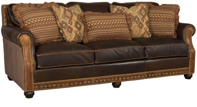 King Hickory In 2019 Sofa Tuscan Furniture Fabric Sofa