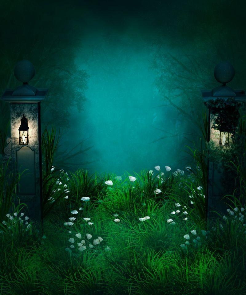 Magical Gateway Fantasy Background Digital Background Background Beautiful wallpaper magical background