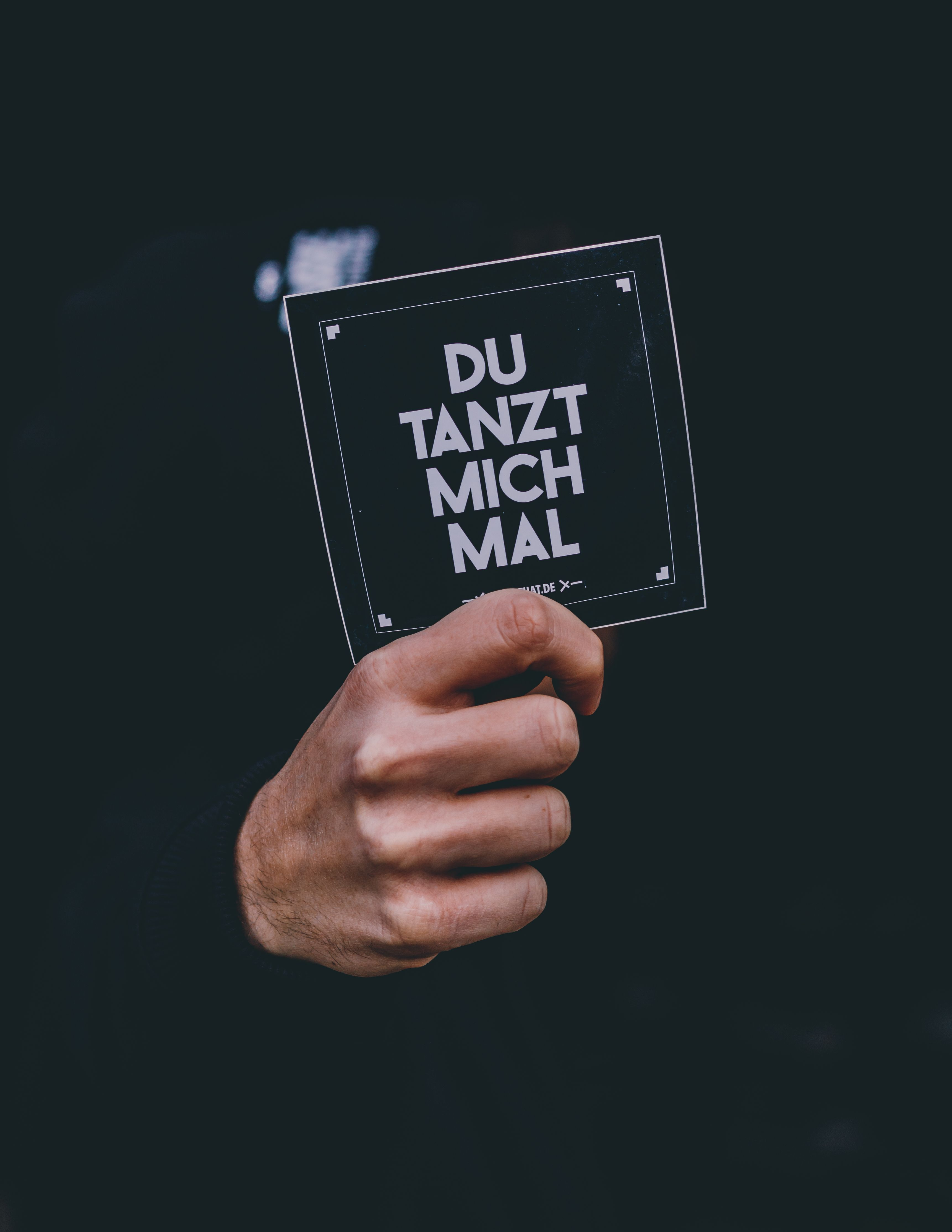 Techno, Rave & Festival Sticker