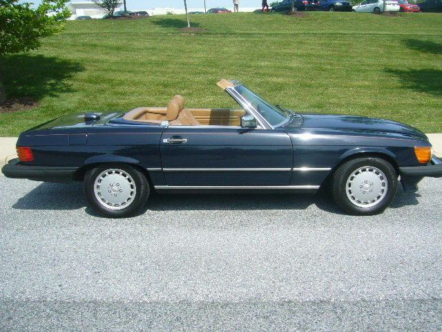Awesome Mercedes Benz 2017 1986 Mercedes Benz SL Class 1986