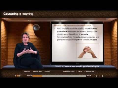 Empatia Counseling - elearning - Liana Gerbi