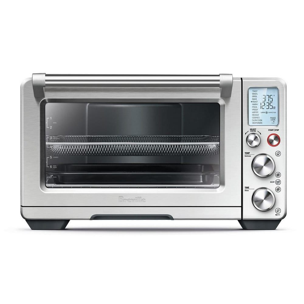 Breville BOV900BSS The Smart Oven Air - Silver - Free ...
