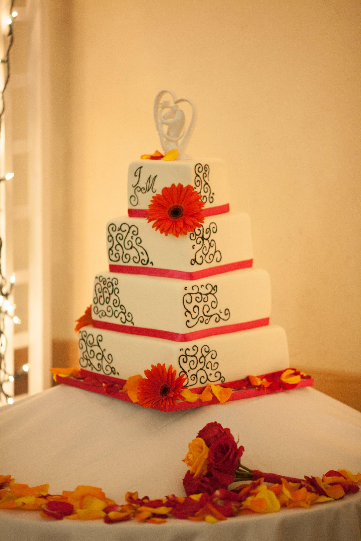 Our Wedding Cake- Creations By Tifanie- Tifanie Moore, wedding cake ...