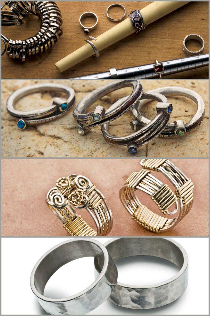 jewelry making ring