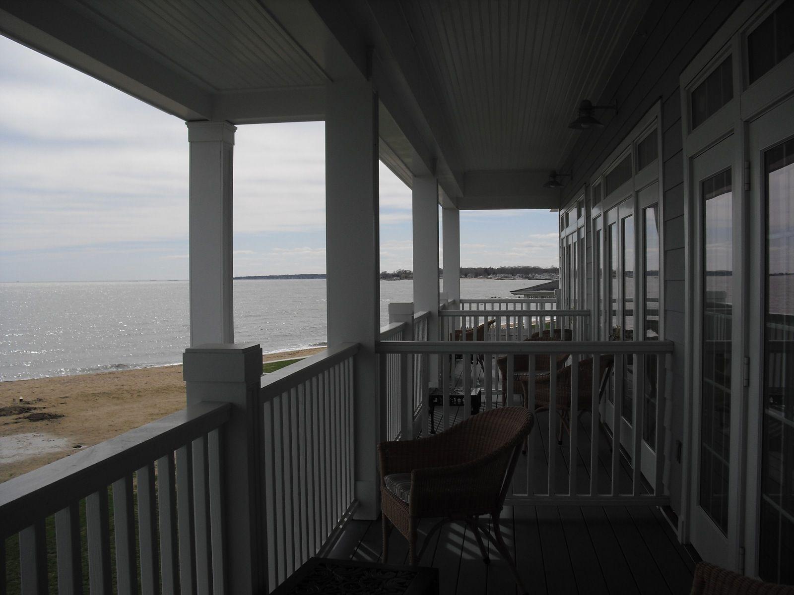 Balcony View Madison Beach Hotel Ct