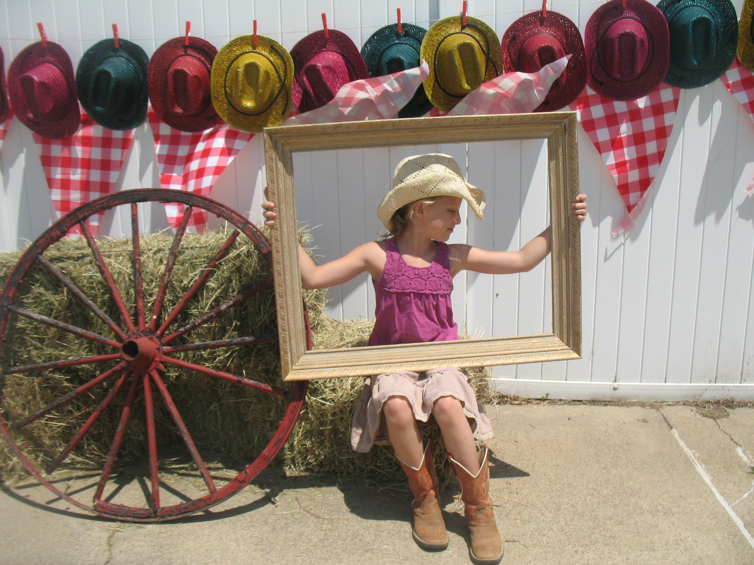 Bday Party Ideas Cowgirl