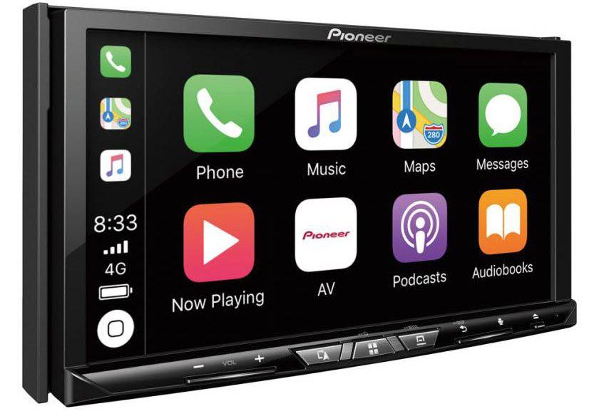 "Pioneer AVICZ820DAB 7"" Screen CarPlay Andorid Auto GPS"