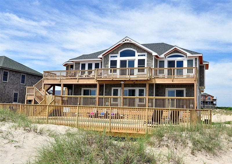 Twiddy Outer Banks Vacation Home - Valhalla - 4x4 ...