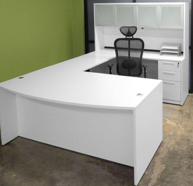 U Shaped Desk Ikea Multi Functional And Large Desk For Office Large Desk White Desk Office Ikea Desk