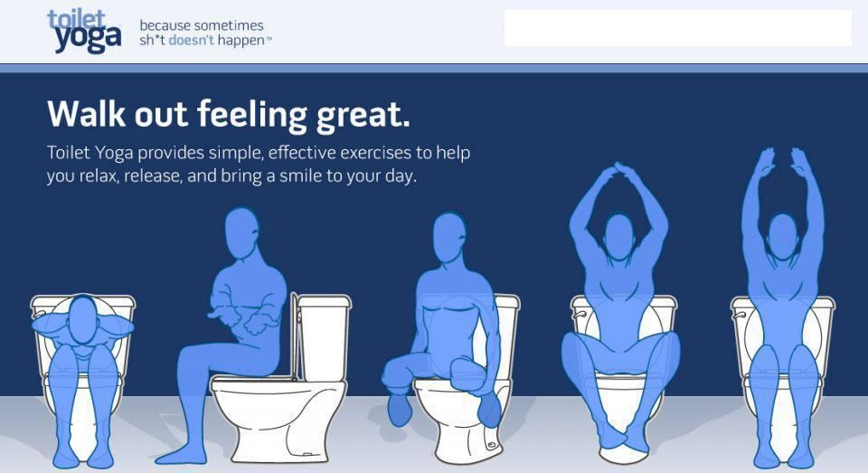 Made Me Laugh Can T Beat Potty Humor Yoga Funny Yoga App Mind Reading Tricks