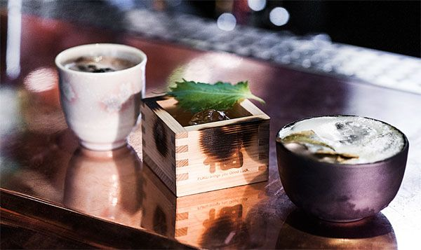 Les cocktails à base de whisky Suntory, signés de Kaled Derouiche, le bartender du Andy Wahloo #whisky #whiskyjaponais #cocktails #mixologie #japanesewhisky #mixology #whiskygeek #whiskyporn  #whiskypic #whiskytasting #whiskylover #cocktaillover