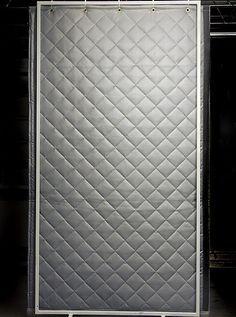 Acoustic Blanket 4 6 X 4 6 8 10 Industrial Noise Control Wall Blanket Sound Proofing Curta Sound Proof Curtains Sound Proofing Blanket On Wall