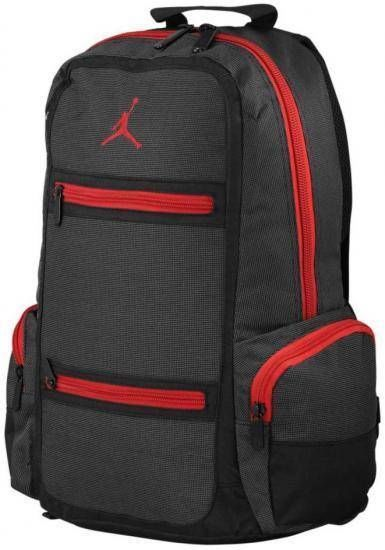 new concept 6939d 9e0b7 Nike Air Jordan Backpack Bag Laptop Black Red Men Women Boys Girls School  Book  Nike  Backpack  OrlandoTrend
