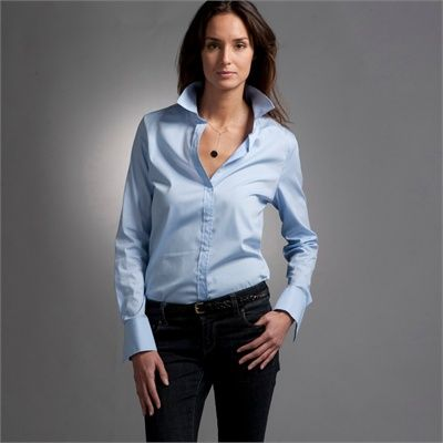 Blue Shirts For Women Photo Album - Fashion Trends and Models