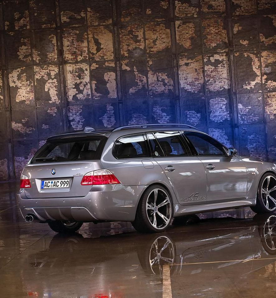 5 Series Touring (E61) BMW tuning - http://autotras.com