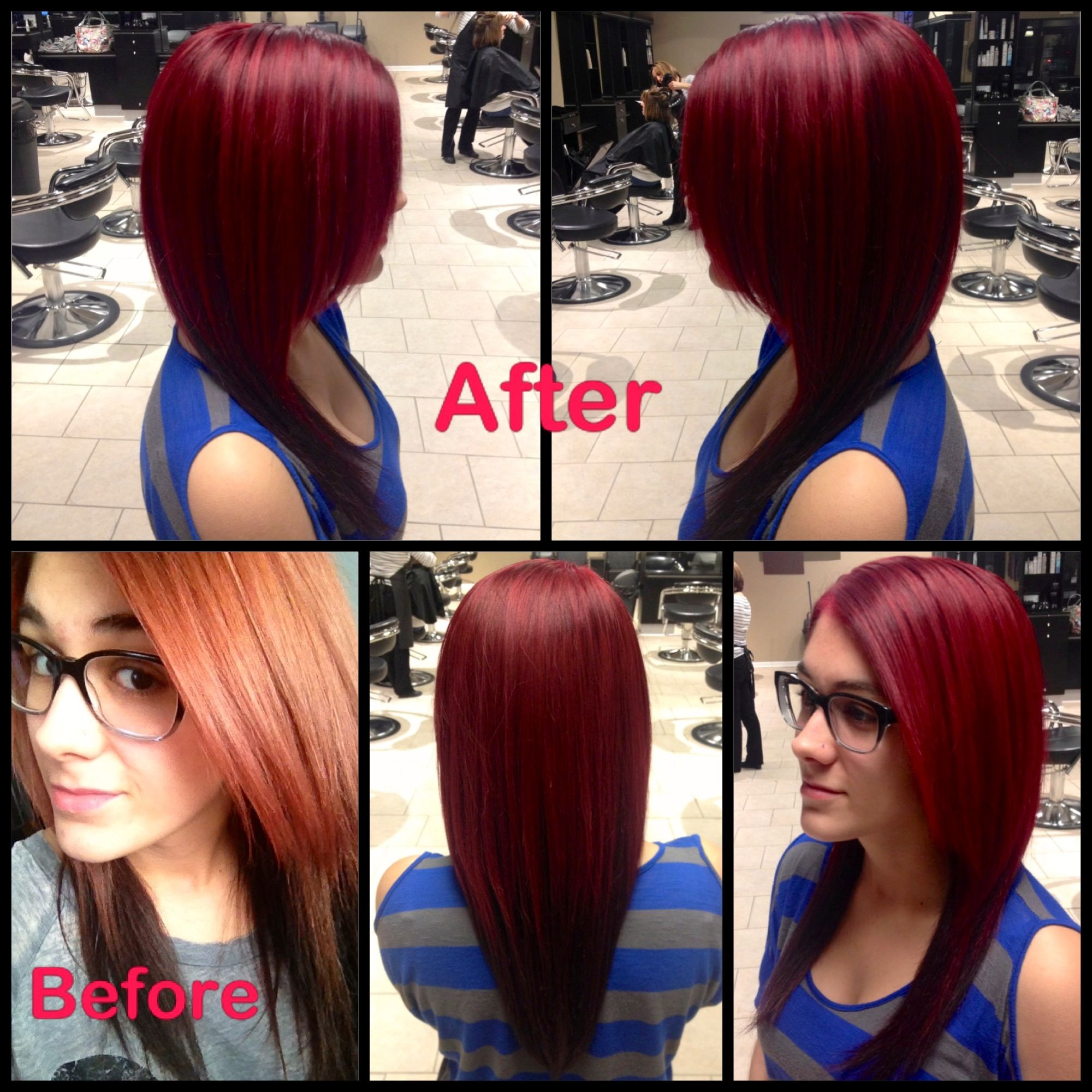 Pravana Vivids A Transformation On Kristina By Jacquelyn Marie At