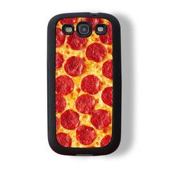 PIZZA GALAXY S3 CASE