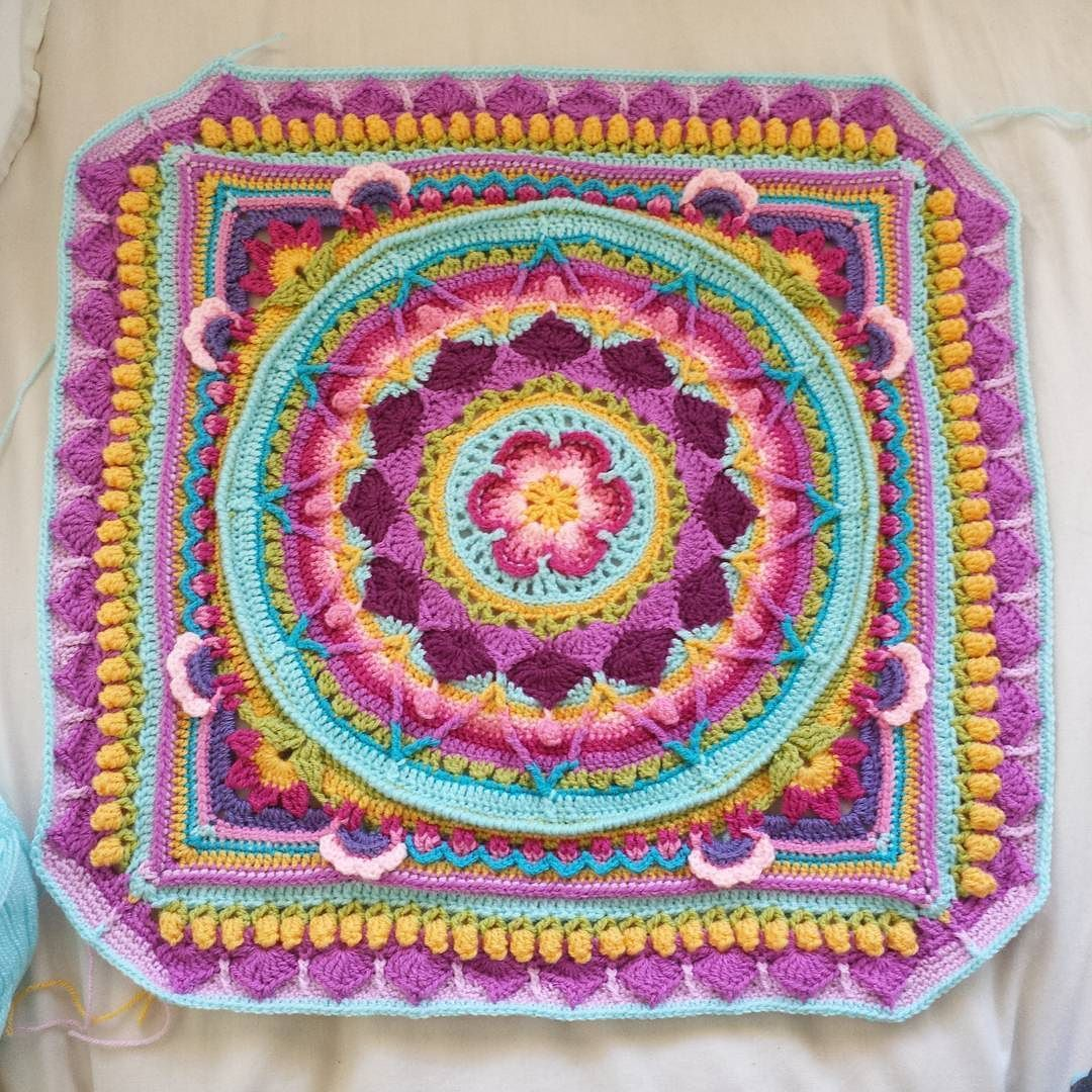 Sophie\'s universe part 5 Pattern: Sophie\'s universe on #ravelry Yarn ...