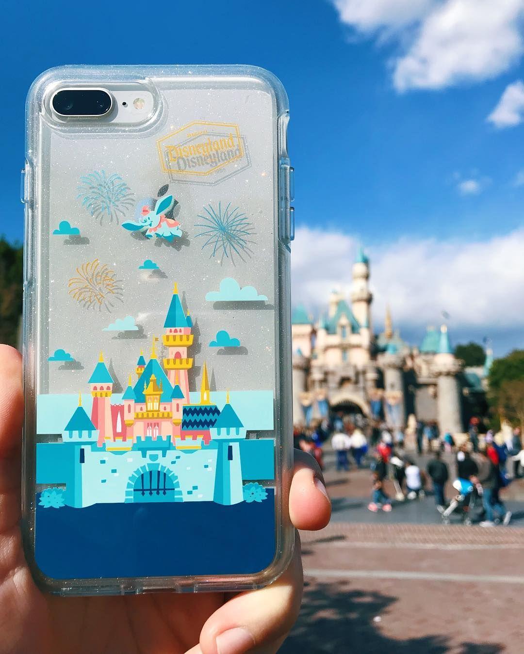 Disney Otterbox Parks Exclusive Castle Case Disney Wishes Disney Phone Cases Disney Merchandise