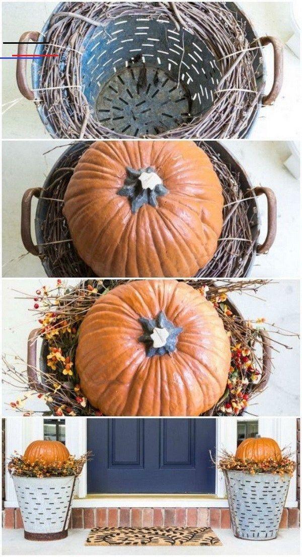 Delicious 20+ Rustic Style Halloween Décor Ideas