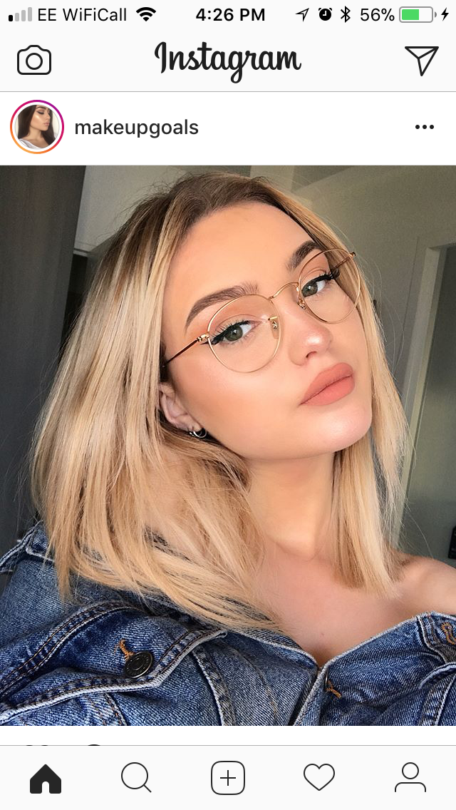 Photo of Hairstyle Glasses Women + Hairstyle Glasses