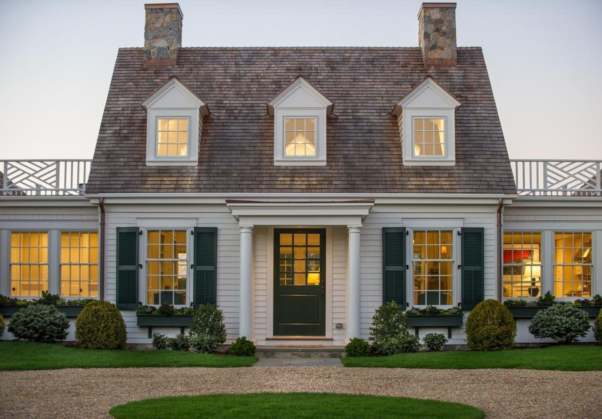 10 Most Common Types Of Houses In The Usa Cape Cod House