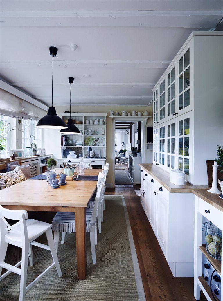 Cucina Enorme Cucina Enorme Tavolo Allungabile Ikea Tavolo E Sedie