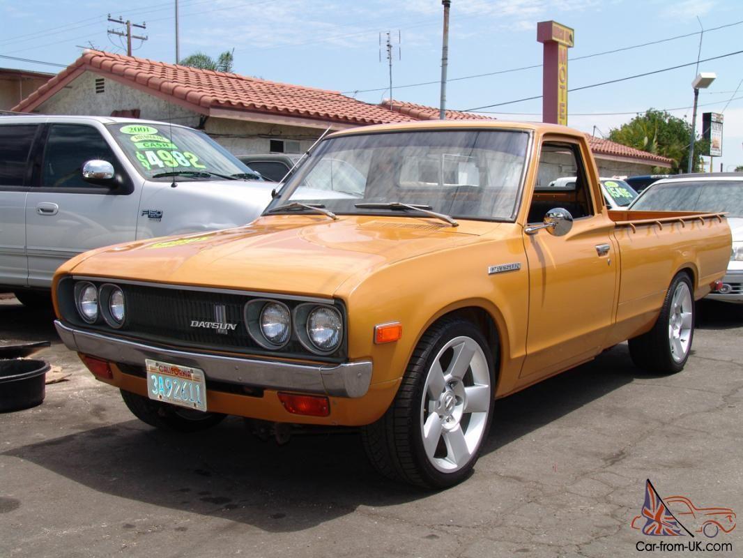 1975 Datsun 620 Series Pickup