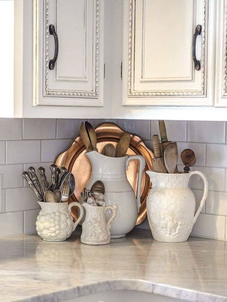 52 Simple French Country Kitchen Decor Ideas Country Kitchen
