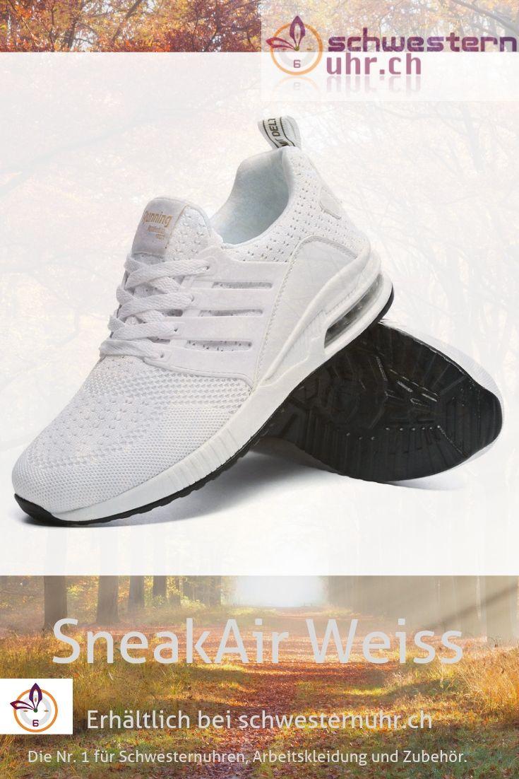 Sneakair Weiss Bequeme Schuhe Sneaker Skechers Schuhe