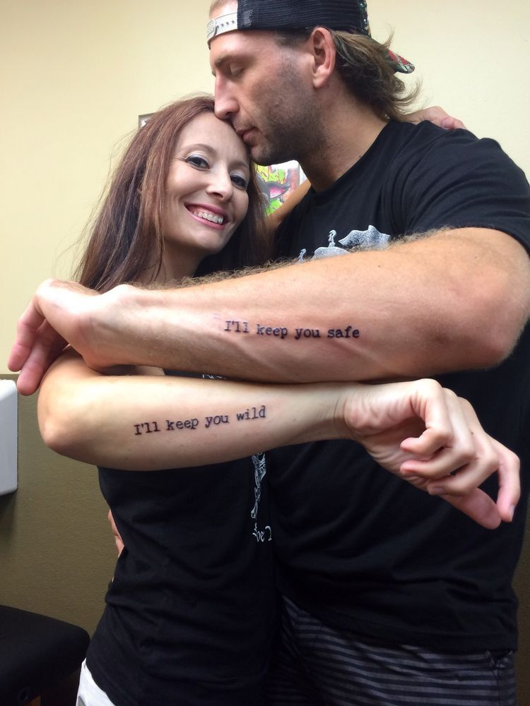 DRAW A MEANINGFUL COUPLE TATTOO WITH YOUR LOVER - Page 65 of 68 - Sciliy