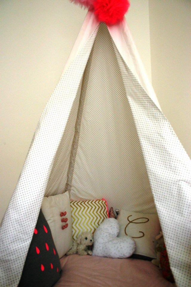 jolie d co tipi tuto the boys tuto tipi deco. Black Bedroom Furniture Sets. Home Design Ideas
