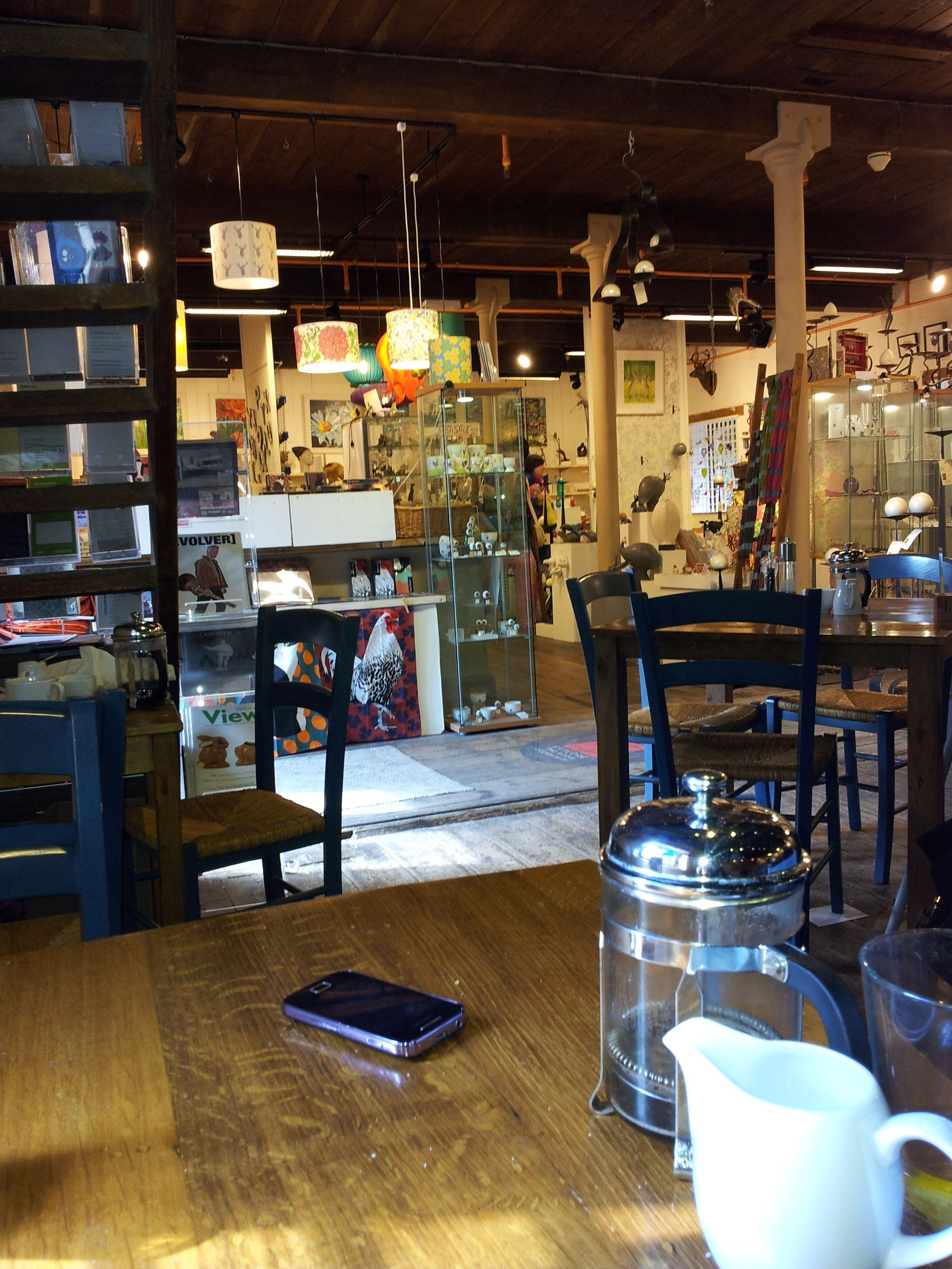 Fisherton Mill Arts And Craft Shops And Cafe Salisbury Uk Globe