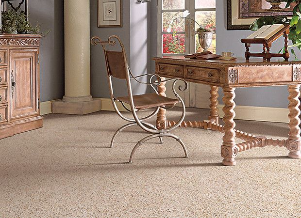 Beige Tan Baywatch Carpet For Traditional Living Room Design With