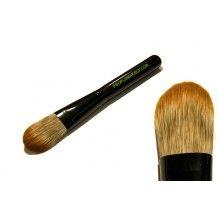 Brocha para Base de Maquillaje #maquillaje #makeup #beauty