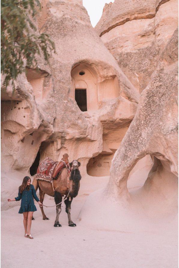 Top Five Instagram Spots in Cappadocia Turkey  My Darling Passport
