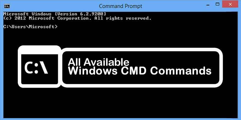 cmd commands windows 8 pdf