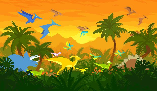 Dino Run 2 by Pixeljam — Kickstarter