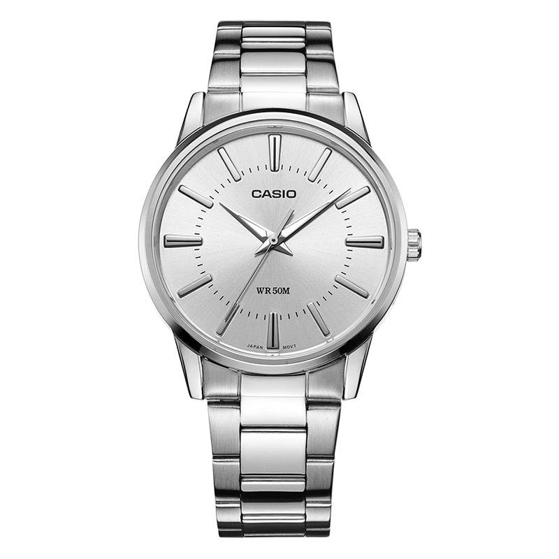 bfdb1db3cfe CASIO watch Men Casual Waterproof Luxury Brand Date Wrist Watch relogio  masculino MTP-1303D Review