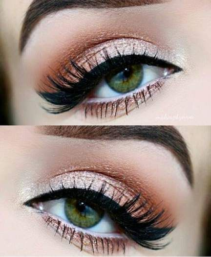 Photo of 33 new Ideas hair color copper bronze eye makeup – Hair… – #Bronze #color #Cop…