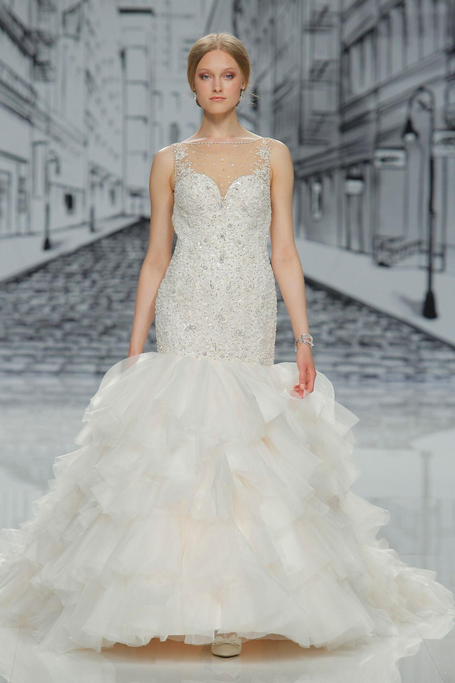 Justin Alexander Signature Style 9852 | Barcelona Bridal Fashion ...